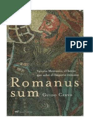 Cervo Romanus Armado Guido Conflicto SumAntigua Roma K13TFJlc