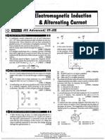 Electromegnetic Induction & Alternating Current