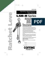 Coffing LSB Manual MICAS