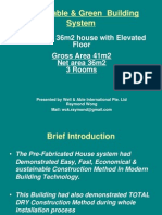 080902 ST36m2 Green Building Introduction
