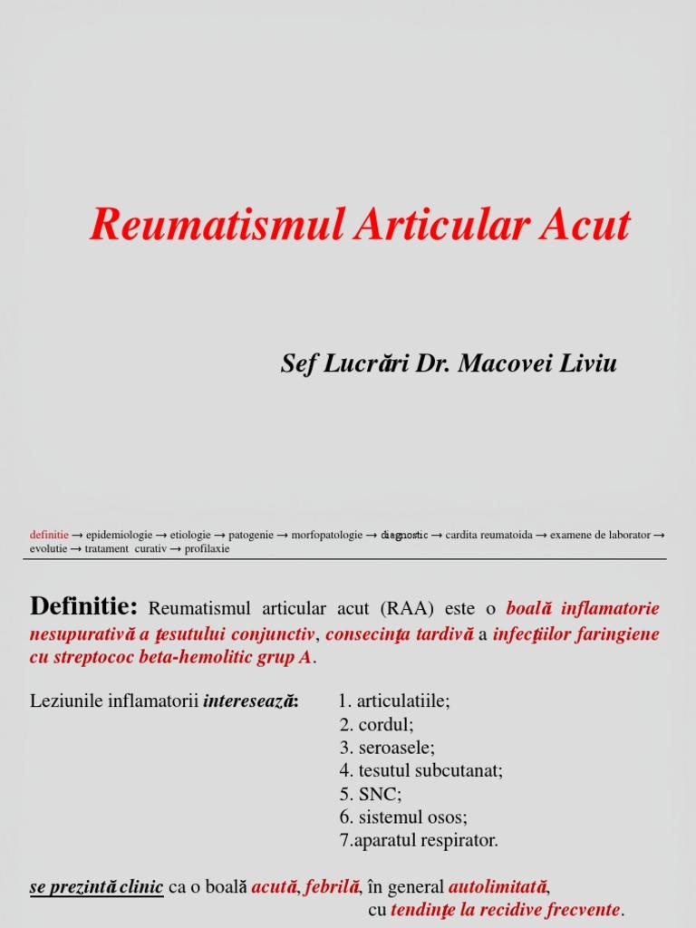 reumatism tisular conjunctiv)