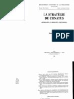 54753744 Laurent Bove La Strategie Du Conatus