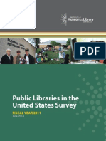 Public Libraries in the United States Survey