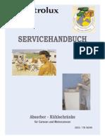 Servicehandbuch Absorber