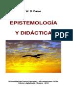 DARÓS, William R. (1983) - Epistemología y didáctica (UCEL, Rosario, 2010)