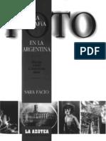 Facio, Sara. La Fotografía en La Argentina