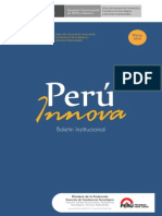Boletin Peru Innova Marzo 2014