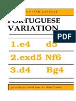 John Roush - Scandinavian Defense, Portuguese Variation