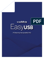 Easyusb Ip Streaming Interoperability Faq