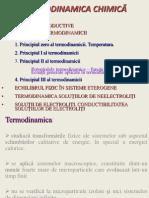 Termodinamica-chimie fizica