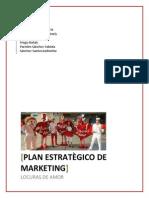 Plan Estrategico de Marketing