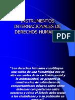 Instrumentos Internacionales de Derechos Humanos