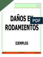 06.2 Rodamientos Daños FAG Ag 07