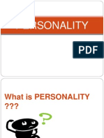 Personality New