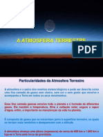 Aula 4_Atmosfera Terrestre