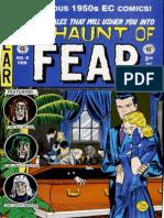 Haunt of Fear Comic Book