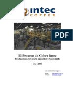Intec Copper Sustainable Processing Spanish Cuprous