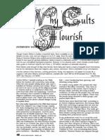 Why Cults Flourish