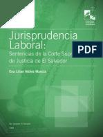 Jurispurdencia Laboral 2008