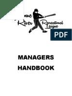trrl managers handbook