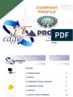 It Edge Company Profile 2014