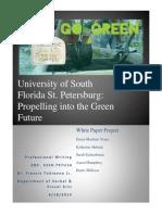 Green Machine White Paper First Draft