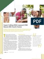 WALGSP LegrandCRM Client Case Study
