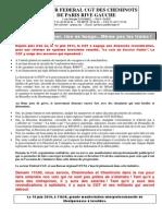 2014 06 18 Tract Grève Secteur PRG
