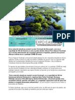 Viitorul Parc Natural Văcăreşti Din Sectorul 4 Va Fi Avizat Administrativ de CGMB