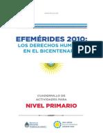cuadernillo primaria