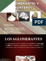 Los Aglomerantes