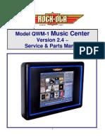 Service and Parts QWM-1 Mystic