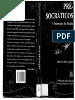 Antevires Maciel Junior - Pré-socráticos