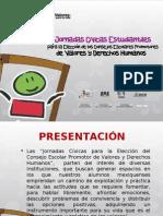 Jornada cívica 09-10