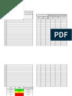 Evaluación de Proveedores Marzo de 2010