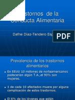 Trastornos Alimentarios DDT