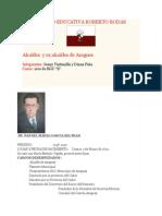Alcaldes y ex alcaldes de Azogues