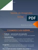 Imaginário Social e Representações Sociais