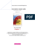 Innovation Master Plan Chapter 1