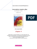 Innovation Master Plan Chapter 4