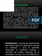 Socializacion de Los Trabajadores 1