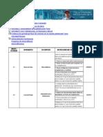 Agenda U4 Marzo Abril