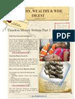 Timeless Money Secrets Part 1