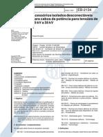 NBR 11835_91 (EB-2134) - Acessórios Isolados Desconectáveis Para Cabos de Potência Para Tensões de 15kV e 35kV - 29pag