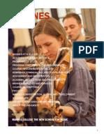 2013-2014 Mannes Catalog