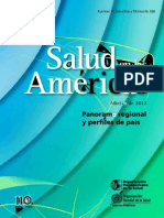 Salud Americas 2012