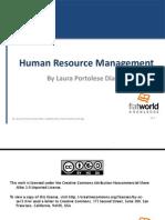 Chapter 14 - Human Resource Management