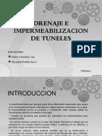 Drenaje de Tuneles