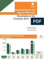 Sector Asegurador 3er Trimestre 2013 v f