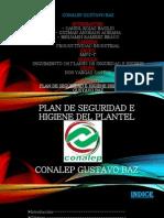 Plan de Seguridad e Higiene Del Plantel Conalep Final Final